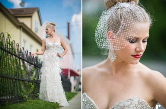 cincinnati editorial bride