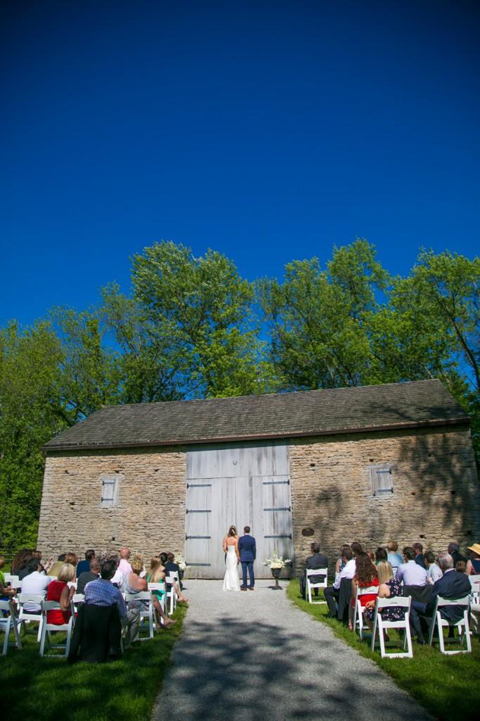 Indian Hill Barn Wedding