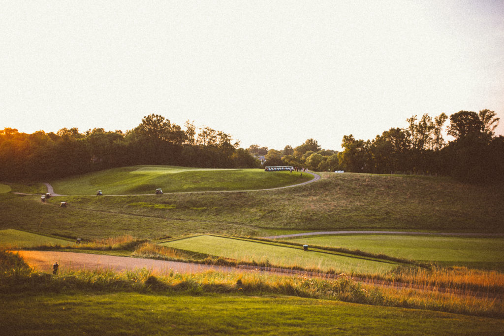 hyde park country club golf course