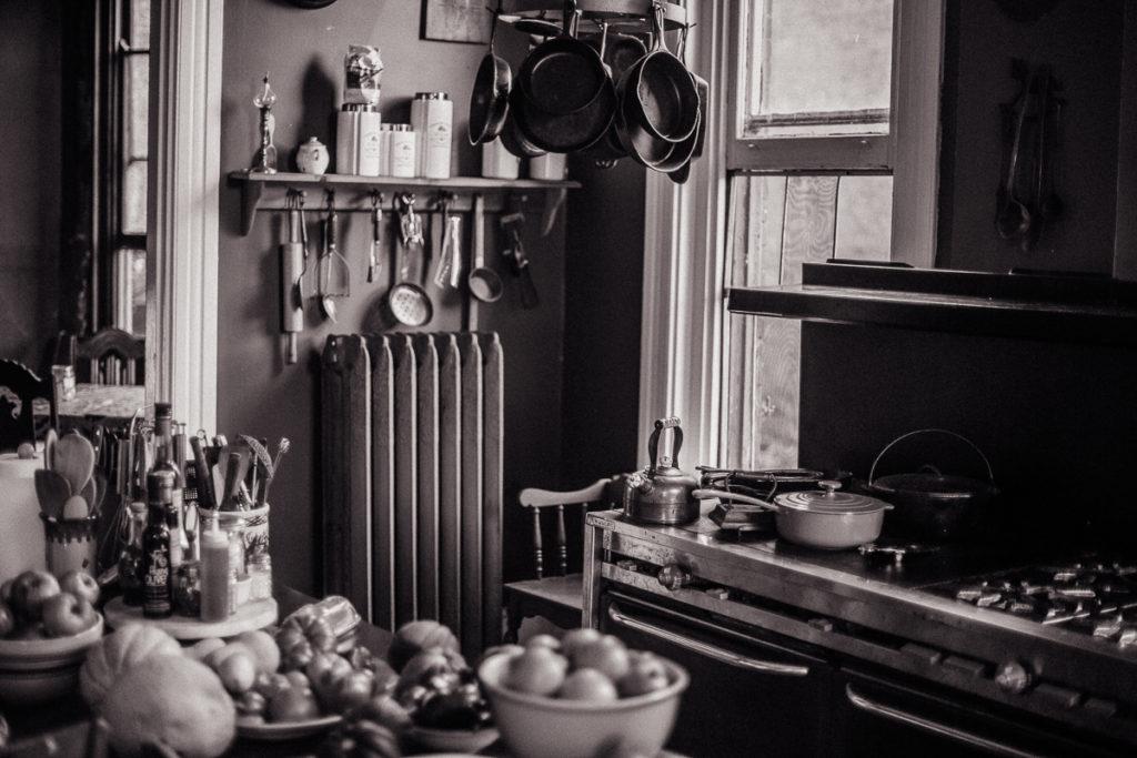 historic dayton street kitchen