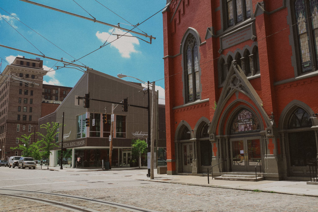 street view at the transept in otr