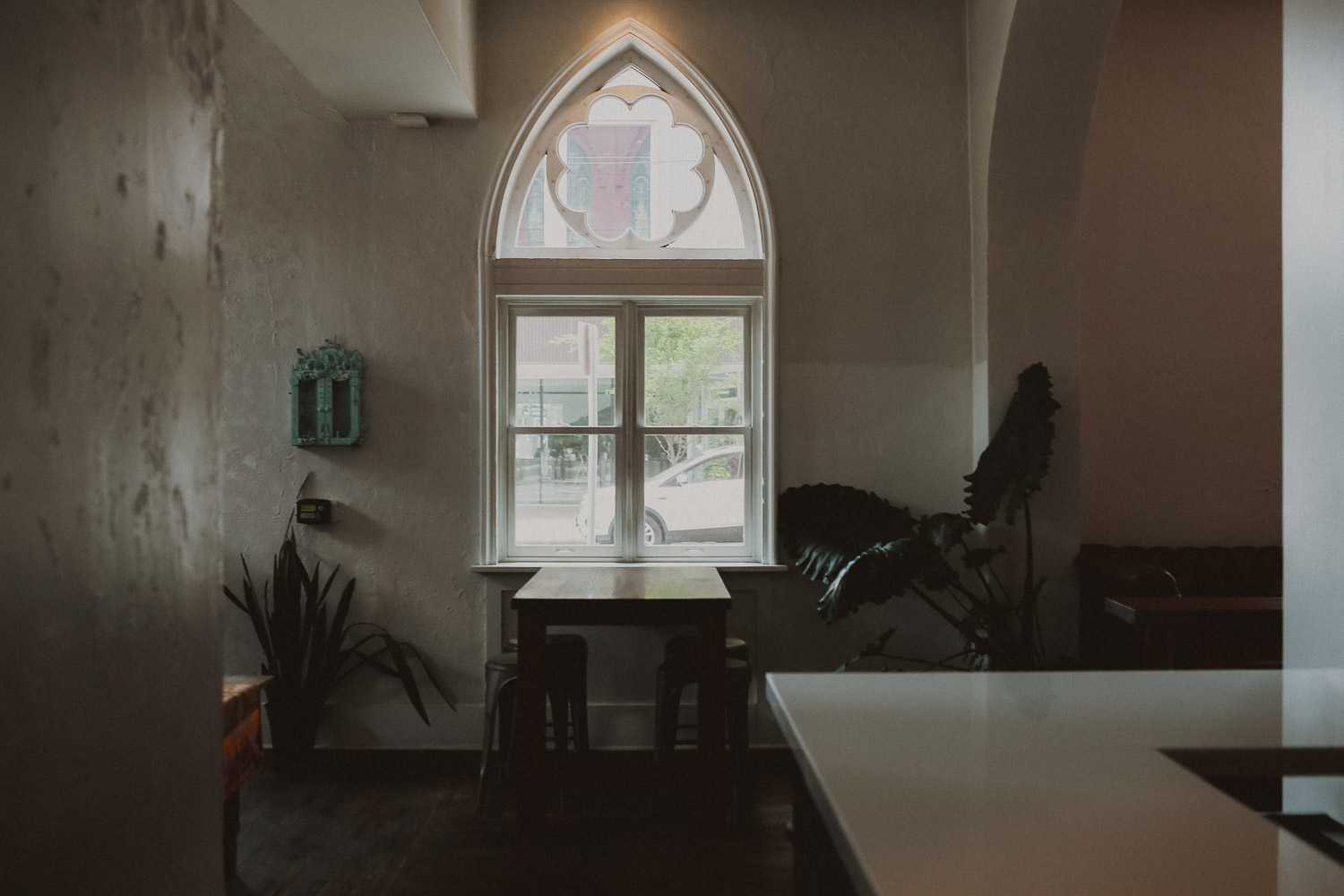interior detail of the transept in otr