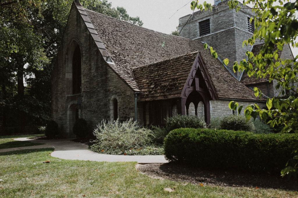 mariemont chapel exterior